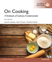 On Cooking: A Textbook for Culinary Fundamentals, Global Edition, Paperback / softback Book
