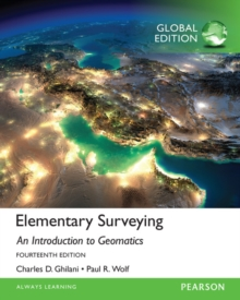 Elementary Surveying, Global Edition, Mixed media product Book