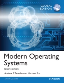 Modern Operating Systems: Global Edition, Paperback / softback Book