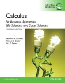 Calculus for Business, Economics, Life Sciences and Social Sciences, Global Edition, Paperback / softback Book