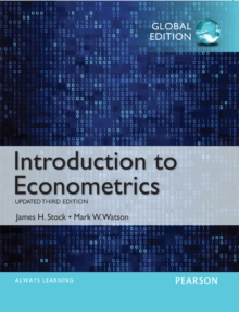 Introduction to Econometrics, Update, Global Edition, PDF eBook