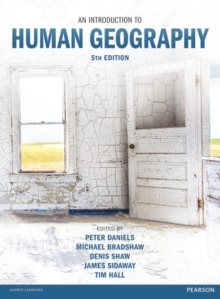 An Introduction to Human Geography 5th edn, Paperback / softback Book
