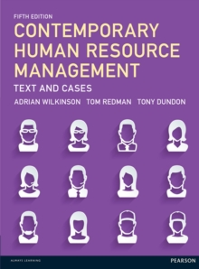 Contemporary Human Resource Management : Text and Cases, PDF eBook