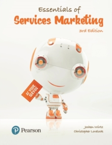 Essentials of Services Marketing, Paperback / softback Book