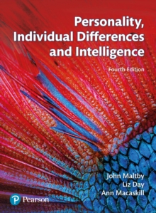 Personality, Individual Differences and Intelligence, PDF eBook