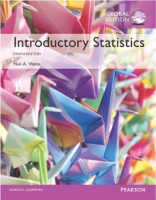 Introductory Statistics, Global Edition, Paperback / softback Book