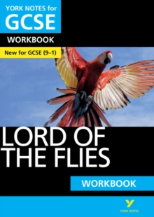Lord of the Flies: York Notes for GCSE Workbook : Grades 9-1, Paperback Book