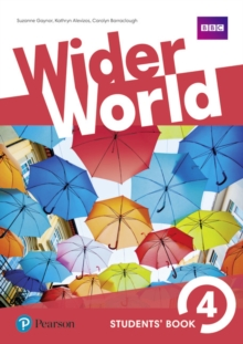 Wider World 4 Students' Book, Paperback / softback Book