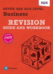 Revise AQA AS/A level Business Revision Guide and Workbook : (with free online edition), Mixed media product Book