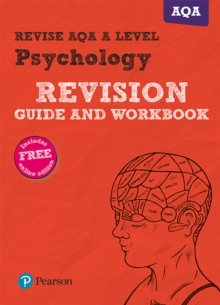 Revise AQA A Level Psychology Revision Guide and Workbook : (with free online edition), Mixed media product Book