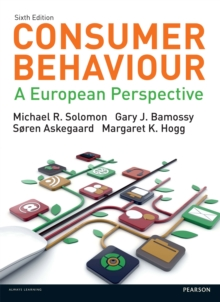 Consumer Behaviour : A European Perspective, PDF eBook
