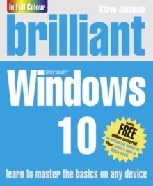 Brilliant Windows 10, Paperback Book