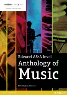 Edexcel AS/A Level Anthology of Music, Paperback Book