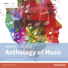 Edexcel GCSE (9-1) Anthology of Music CD, CD-Audio Book