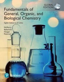 Fundamentals of General, Organic, and Biological Chemistry with MasteringChemistry, SI Edition, Mixed media product Book