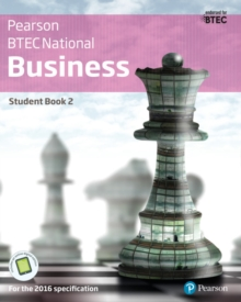 BTEC Nationals Business Student Book 2 + Activebook : For the 2016 specifications, Mixed media product Book