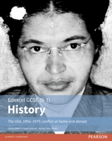 Edexcel GCSE (9-1) History the USA, 1954-1975: Conflict at Home and Abroad Student Book, Paperback Book