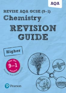 Revise AQA GCSE Chemistry Higher Revision Guide : (with free online edition), Mixed media product Book
