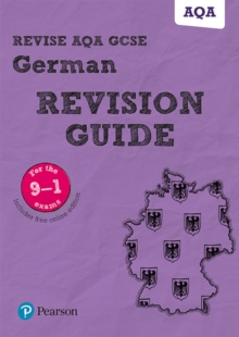 Revise AQA GCSE (9-1) German Revision Guide : includes online edition, Mixed media product Book