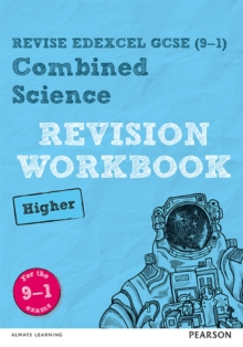 Revise Edexcel GCSE (9-1) Combined Science Higher Revision Workbook : for the 9-1 exams, Paperback / softback Book