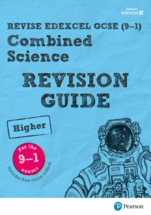 Revise Edexcel GCSE (9-1) Combined Science Higher Revision Guide : (with free online edition), Mixed media product Book
