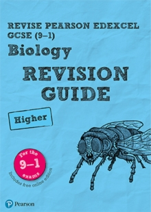 Revise Edexcel GCSE (9-1) Biology Higher Revision Guide : (with free online edition), Mixed media product Book