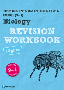 Revise Edexcel GCSE (9-1) Biology Higher Revision Workbook : for the 9-1 exams, Paperback Book