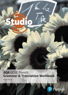 Studio AQA GCSE French Grammar and Translation Workbook, Paperback Book
