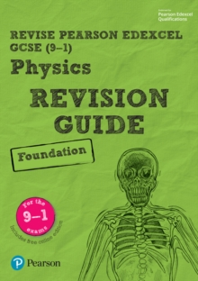 Revise Edexcel GCSE (9-1) Physics Foundation Revision Guide : (with free online edition), Mixed media product Book
