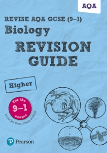Revise AQA GCSE Biology Higher Revision Guide : (with free online edition), Mixed media product Book