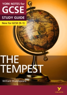 The Tempest: York Notes for GCSE (9-1), Paperback / softback Book
