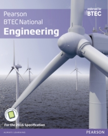BTEC National Engineering Student Book : For the 2016 specifications, Mixed media product Book