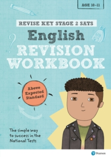 REVISE Key Stage 2 SATs English Revision Workbook - Above Expected Standard, Paperback Book
