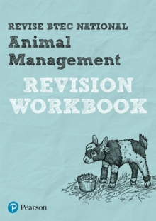 Revise BTEC National Animal Management Revision Workbook, Paperback Book