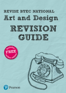Revise BTEC National Art & Design Revision Guide : (with free online edition), Mixed media product Book