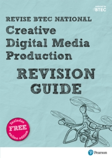 Revise BTEC National Creative Digital Media Production Revision Guide : (with free online edition), Mixed media product Book