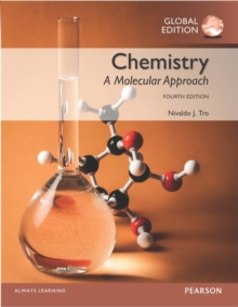 Chemistry: A Molecular Approach, Global Edition, Paperback Book