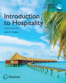 Introduction to Hospitality, Global Edition, Paperback Book