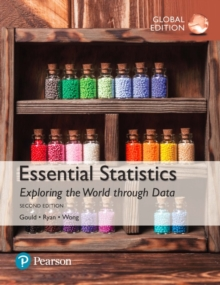 Essential Statistics, Global Edition, Paperback / softback Book