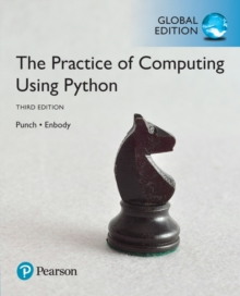 The Practice of Computing Using Python, Global Edition, Mixed media product Book