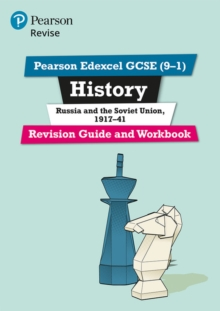 Revise Edexcel GCSE (9-1) History Russia and the Soviet Union Revision Guide and Workbook : (with free online edition), Mixed media product Book