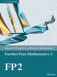 Edexcel AS and A level Further Mathematics Further Pure Mathematics 2 Textbook + e-book, Mixed media product Book