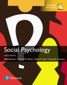 Social Psychology, Global Edition, Paperback / softback Book