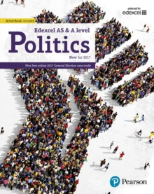 Edexcel GCE Politics AS and A-level Student Book and eBook, Mixed media product Book