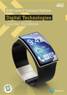 BTEC Level 2 Technical Diploma Digital Technology Learner Handbook with ActiveBook, Mixed media product Book
