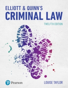 Elliott & Quinn's Criminal Law, Paperback / softback Book