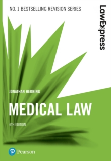 Law Express: Medical Law (Revision Guide), Paperback / softback Book