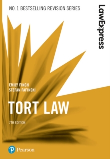 Law Express: Tort Law, Paperback / softback Book