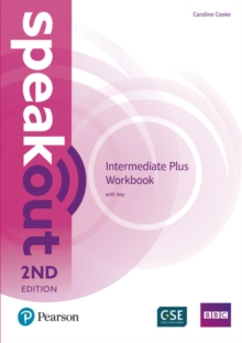 Speakout Intermediate Plus 2nd Edition Workbook with Key, Paperback / softback Book