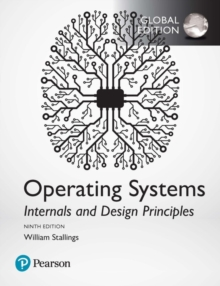 Operating Systems: Internals and Design Principles, Global Edition, Mixed media product Book
